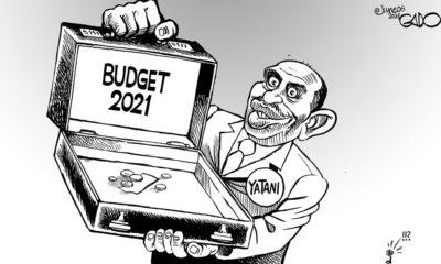 Kenya Budget 2021