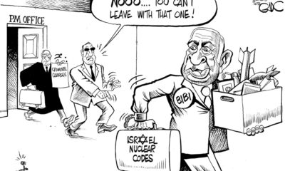 Bibi Leaves Office!