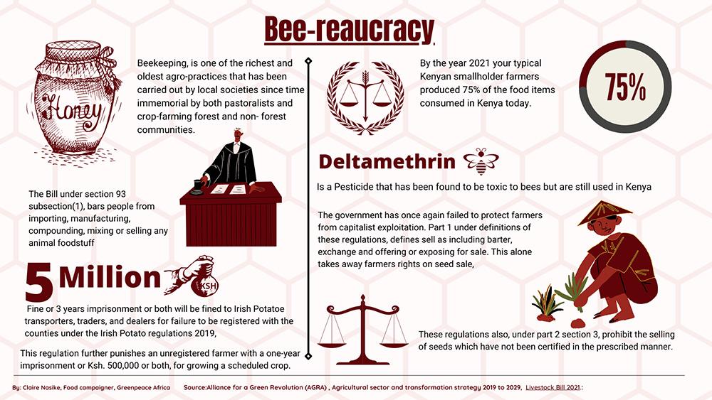 Bee-reaucracy