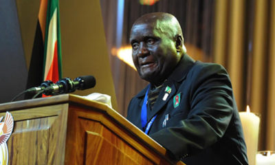 Gone Is the Last Of the Mohicans: Tribute to Kenneth Kaunda
