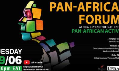 Pan-African Forums - Activism