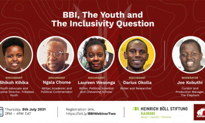 BBI, the Youth and the Inclusivity Question