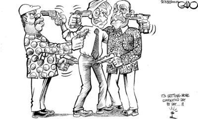 It's Getting More Complicated Between Uhuru, Ruto, and Raila!