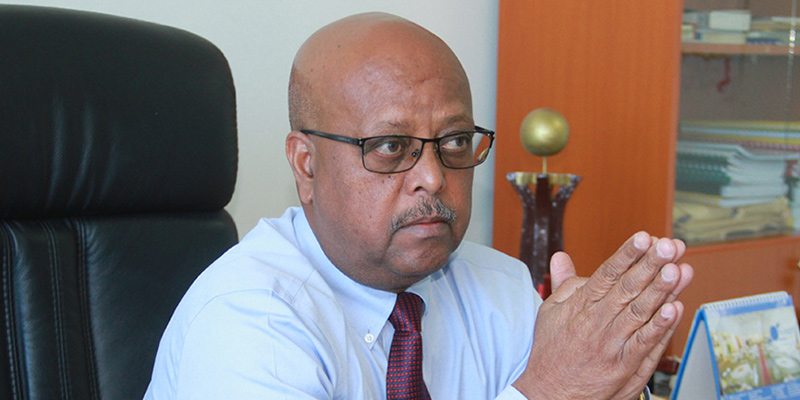 Tigray Crisis: A Conversation With General Tsadkan Gebretensae, Tigray Defense Force Central Command