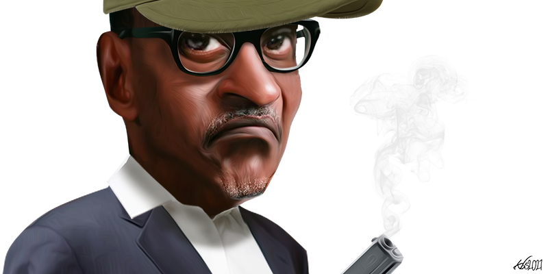 Murder Inc: The Story of Rwanda's Assassins Without Borders