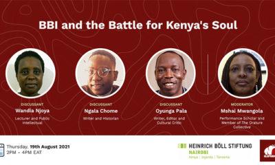 BBI and the Battle for Kenya's Soul