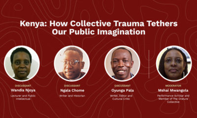 Kenya: How Collective Trauma Tethers Our Public Imagination