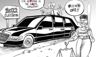 Ruto and the Judiciary