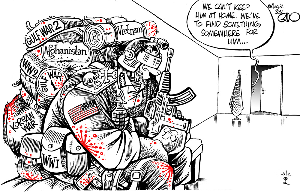 America, Afghanistan and Wars!