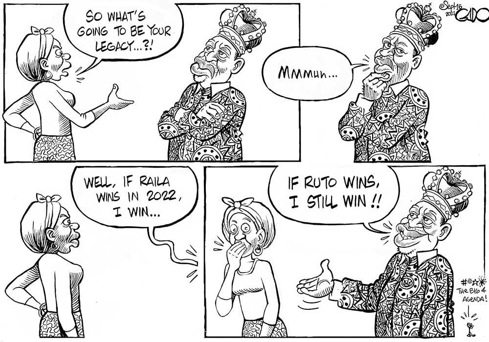 Uhuru's Legacy
