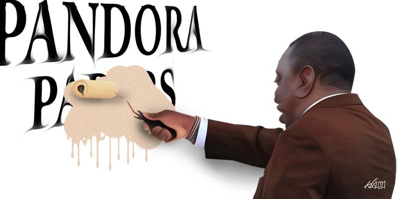Burying the Lede: Kenyan Media Smothers Pandora Papers Story