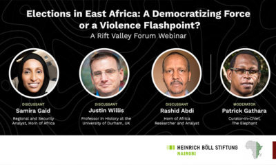 Elections in East Africa: Democratising Force or a Violence Flashpoint?