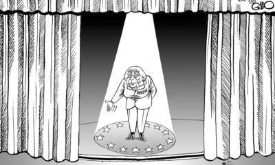 Exit Angela Merkel