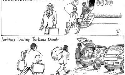 Auditing Turkana County!