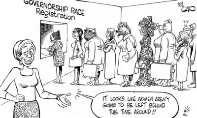 More Women to Vie for Governorship/Positions in 2022